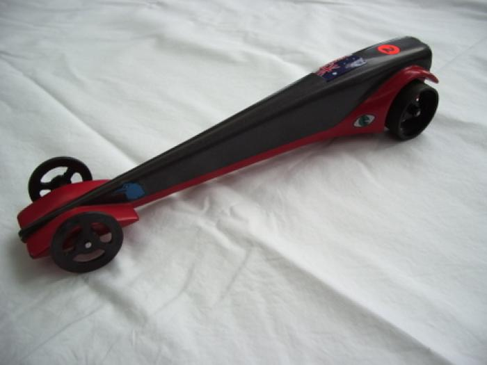 aerodynamic design of a race car In the design of a race-car within a given class, a multitude of parameters such as vehicle weight distribution, engine power, and aerodynamics must be optimized in order to achieve maximum performance.